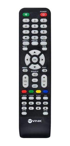 Controle Remoto Tv Cce Stile D42