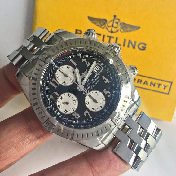Breitling Chronomat Evolution 44mm 2014 Impecável