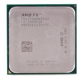 Processador Amd Fx-6100 Six Core 3.3ghz Cpu