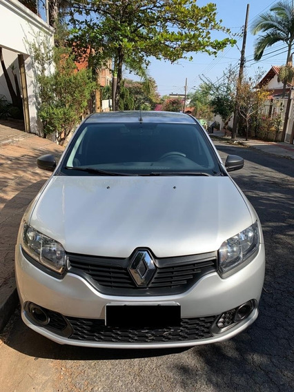 Renault Sandero 1.0 12v Auth 1.0 Flex
