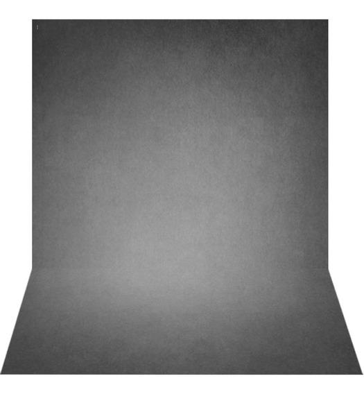 Fundo Fotográfico Textura Cinza Newborn 2,2x1,5m - Fft-184