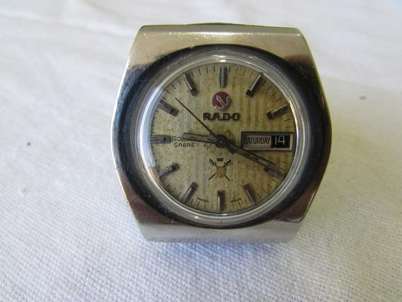Relógio Rado Golden Sabre Automático.