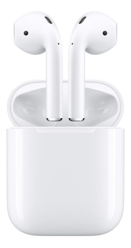 Fone De Ouvido Sem Fio Apple AirPods With Charging Case
