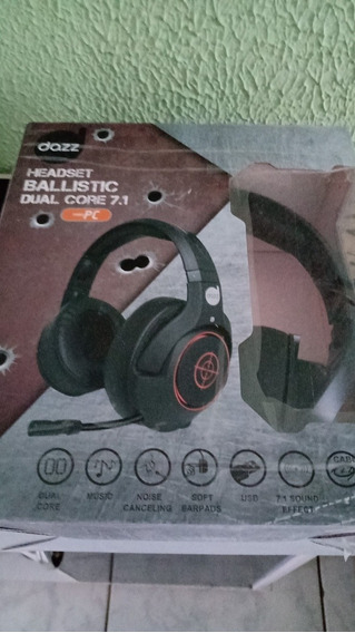 Headset Balistic 7.1 Surraud