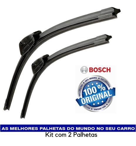 Imagem 1 de 5 de Par Palhetas Originais Bosch Limpador Parabrisa Promoção