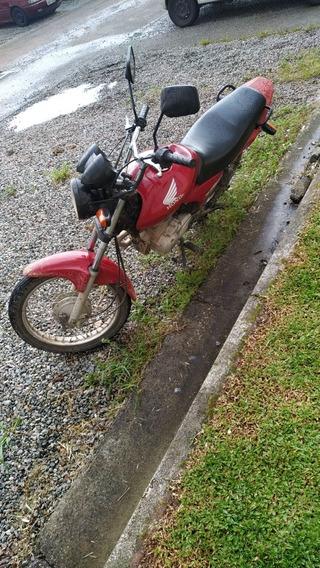 Honda Cg 150 Titam Ks