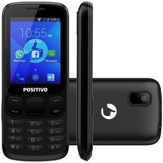 Celular Positivo P70 Dual Chip Bluetooth Whatsapp Tela 2.4