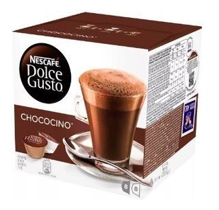 16 Cápsulas Nescafé Chococino Dolce Gusto Kit 1 Cx C Frete