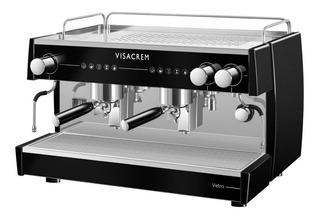 Maquina De Cafe Vetro Visac El. 2g Nc Maquina Espresso