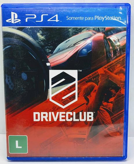 Driveclub Ps4 Alemão Games