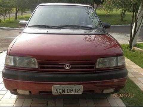Mpv Mazda 3 Portas Com 7 Lugares, 1993, 3.0 Gasolina, Vinho