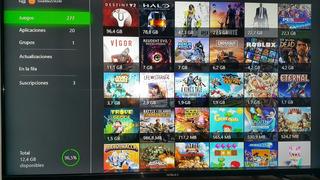 Consola Xbox One Con 277 Juegos Tienda Xbox One Almagro