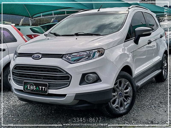 Ford Ecosport Freestyle 1.6 16v Flex 5p Aut 2016