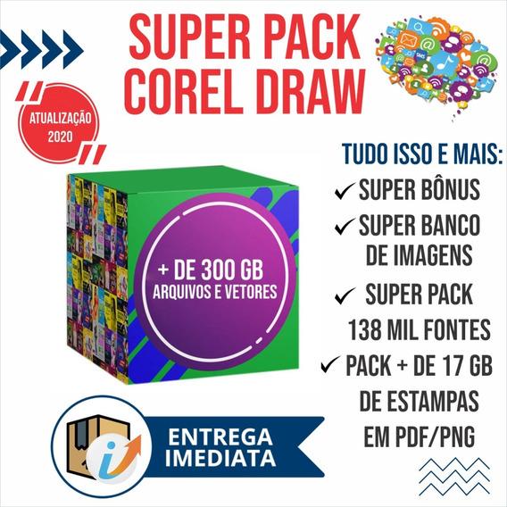Corel Draw - Mais De 2 Milhões De Artes E Vetores Editáveis