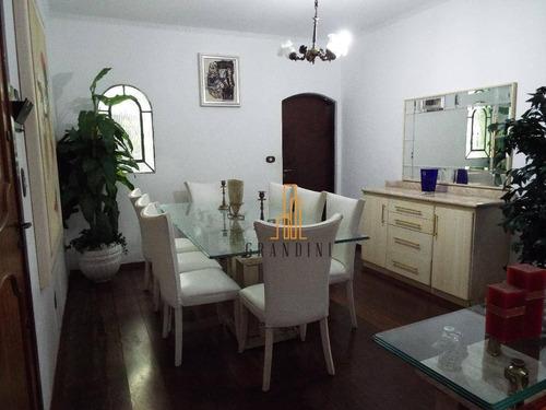 Sobrado Residencial À Venda, Nova Petrópolis, São Bernardo Do Campo. - So0031