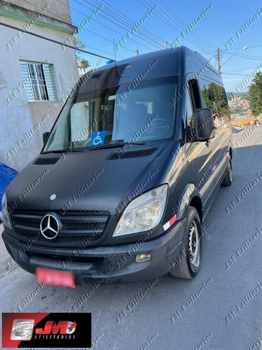 Imagem 1 de 14 de M. Benz Sprinter Cdi 415 Ano 2013 Luxo C Ar Jm Cod 664