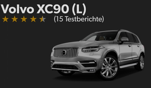 Para Brisa Blindado De Volvo Xc90 2016 A 2021