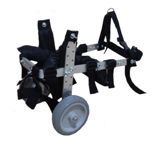 Cadeira De Rodas Para Cachorro/cães Tamanho M2 Leia Anúncio