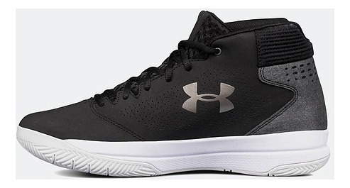 Tênis Under Armour Jet Mid Indor Volei Basquete Impotado.