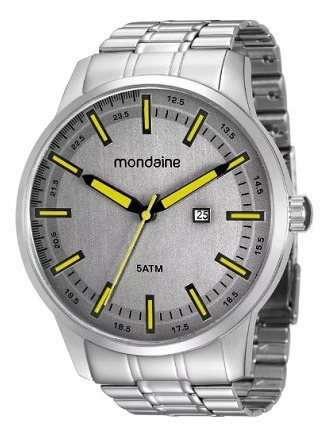 Relógio Masculino Mondaine Cód.78722g0mvna1