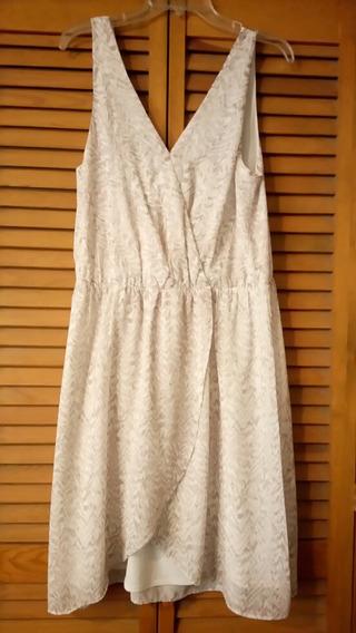Vestido De Coctel H&m Cafe Talla 16