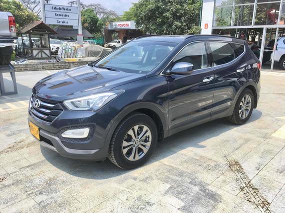 Hyundai Santa Fe Gls 7 Ptos