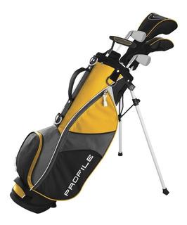 Kaddygolf Set Golf Junior Wilson Profile Medium 7/10 Años