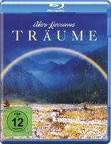 Blu-ray Sonhos Dublado Akira Kurosawa Lacrado
