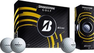 Kaddygolf Pelotas Bridgestone B330 Tubo X 3 - Nuevas Golf