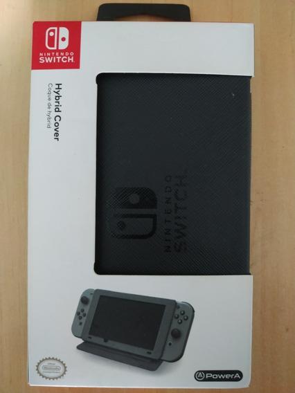 Case Bolsa Hybrid Cover Switch Original Nintendo Lacrado