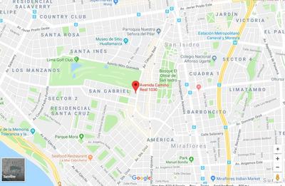 Alquiler Estacionamiento San Isidro - Camino Real