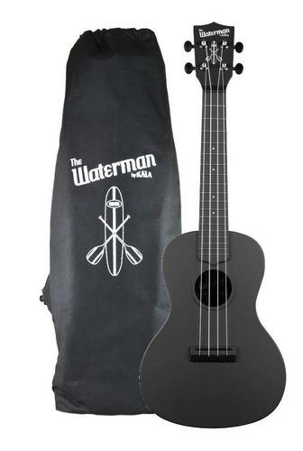Imagen 1 de 9 de Ukelele Kala Waterman Concierto Con Funda Cuotas