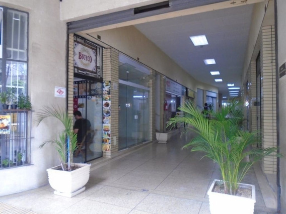 Loja Térrea Em Galeria, A 200 Metros Metrô Anhangabaú E Terminal De Ônibus -bela Vista. - Md552