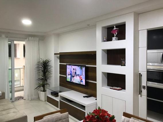 Lindo Apartamento 2 Quartos Na Dr Sradinha, Somente 470.000,00. - Ap3395