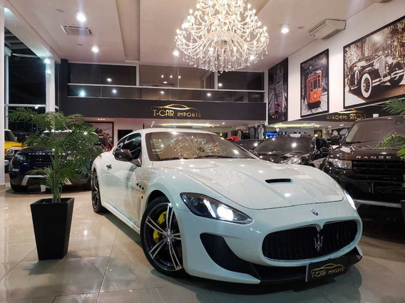 Maserati Granturismo 4.7 V8 Gasolina Mc Stradale Raceshift