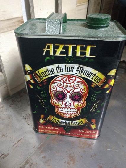 Latas De Aceite Vintage