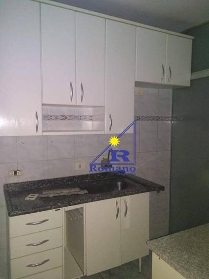 Apartamento Com 2 Dormitórios Para Alugar, 58 M² Por R$ 1.600/mês - Vila Azevedo - São Paulo/sp - Ap3852