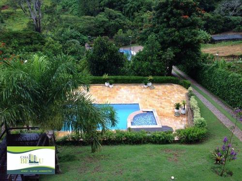 Imagem 1 de 27 de Chácara Residencial À Venda, Monterrey, Louveira. - Ch0002