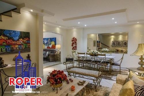 Imagem 1 de 19 de Excelente Sobrado De 280 M²/3 Dormitórios/2 Vagas/ Espaço Gourmet À Venda No Jardim Textil, São Paulo - Ca00300 - 69714261