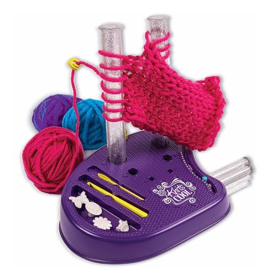Telar Bastidor Crochet Bufandas Tejido Navidad Reyes Tejer