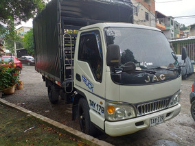 Camion Estaca Jac 3 Toneladas Isuzu Turbo Intercooler