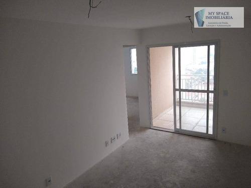 Imagem 1 de 20 de Apartamento Com 2 Dormitórios À Venda, 50 M² Por R$ 410.000,00 - Vila Bertioga - São Paulo/sp - Ap1719