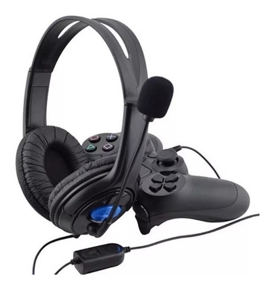 Fone Sony Headset Microsoft Com Microfone Party Ps4 Xbox One