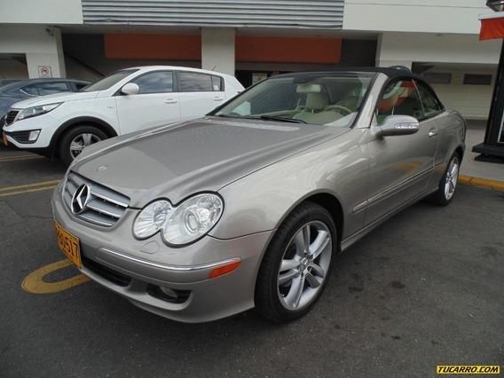 Mercedes Benz Clase Clk 350