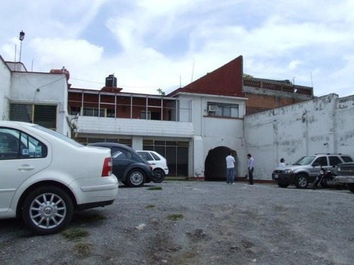 Terreno Comercial En Colonia Cuernavaca Centro / Cuernavaca - Est-718-tco