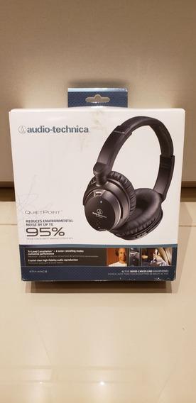 Fone Ouvido Cancelamento Ruído Ativo Audio Techinka Ath-anc9