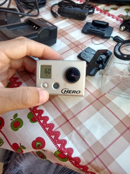 Câmera Filmadora Esportiva Gopro Hero