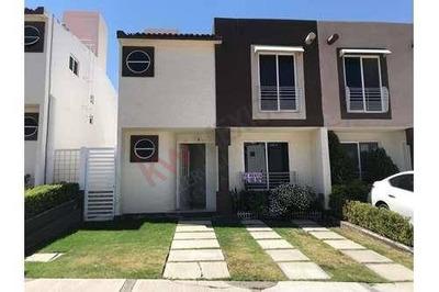 Casa Amueblada En Renta, Fracc Palmares, Queretaro, Qro.