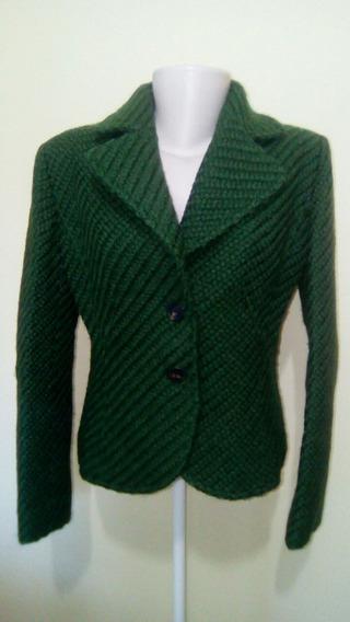 Casaco/blazer 100% Lã Valentino (roma) Original Importado.