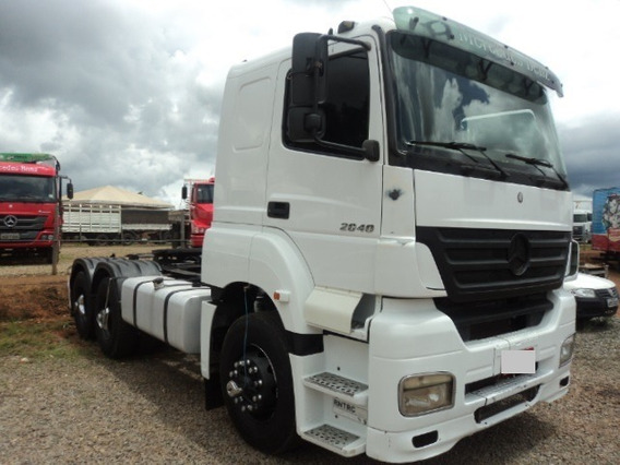 Mb Axor 2040 6x2 Cavalo Truck